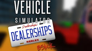 Roblox - Vehicle Simulator Dealerships Original Soundtrack (FULL OST) by BSlick