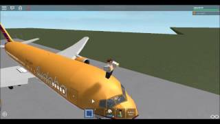 Roblox, Playing with my Airport