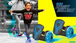 Neon Street Rollers - How to use it