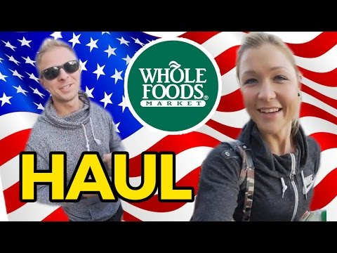 Follow me to Los Angeles | Whole Food Haul | Urlaub - Vorkochen | WWW.SOPHIA-THIEL.DE