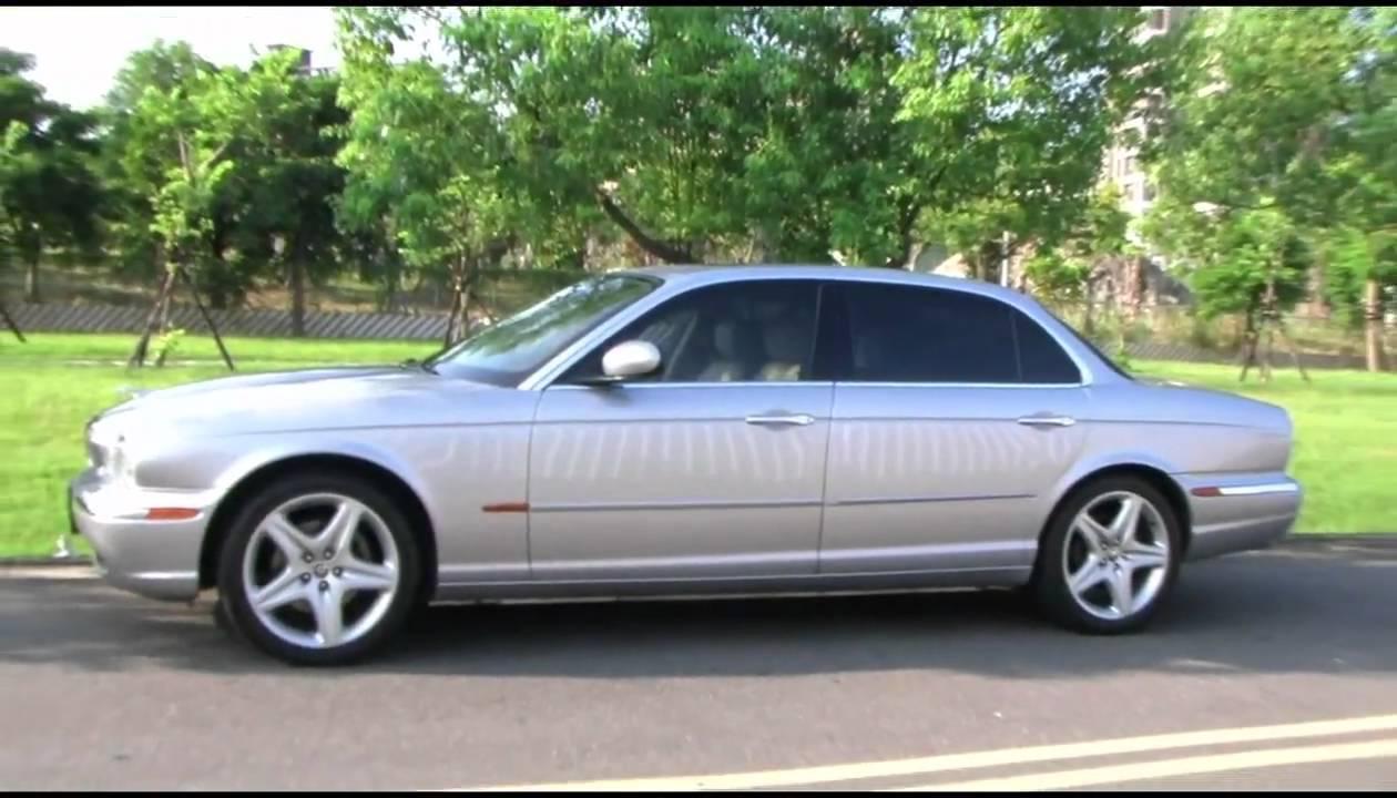 Delightful 2005 Jaguar XJ8