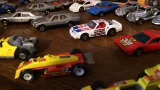 Hot Wheels collection update