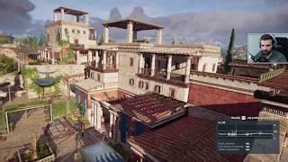 Assassin's Creed Odyssey #7 - RTX 2080 Ti benchmark + jak zwiększyć ilośc FPS