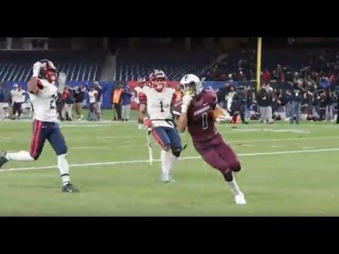 Curtis Warriors score game winning touchdown in PSAL high school football City Championship Game