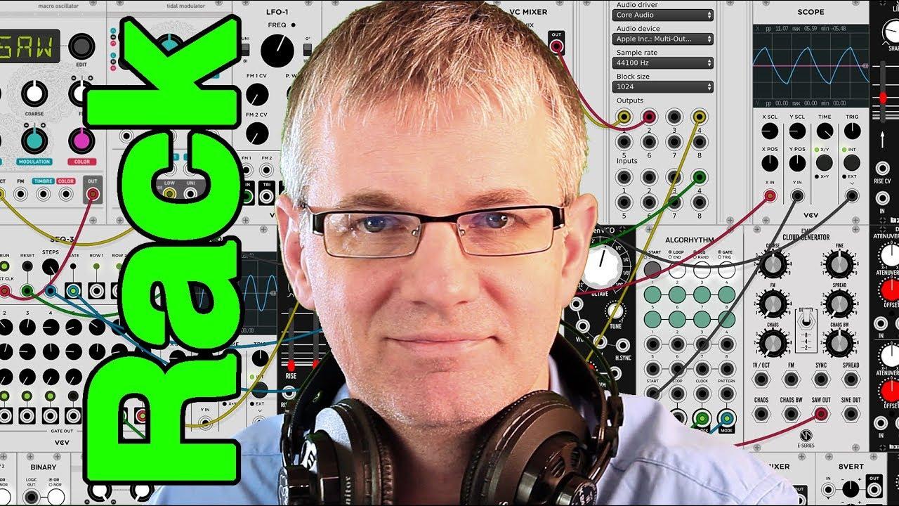 VCV Rack - Modular Synthesis, Plugin Manager, Customize UI
