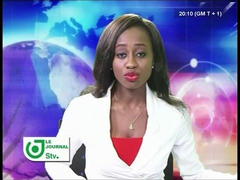 STV NEWS WEEKEND JOURNAL BILINGUE 20H00 - Samedi 24 Décembre 2016 - Leila NGANZEU & MUMAH MANDA