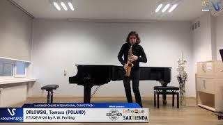 Tomasz Orlowski – Etude Ferling 26