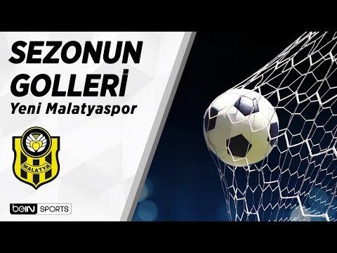 Süper Lig'de 2018-19 Sezonu Golleri | E. Yeni Malatyaspor