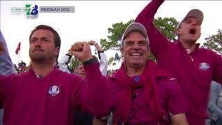 Golf : souvenirs de Ryder Cup n°1