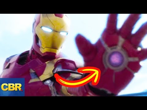 10 Superpowers You Didn't know Iron Man Has