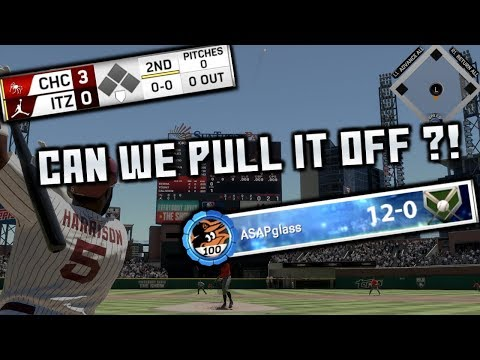 DOWN 3-0 VS 12-0 PLAYER! WIN OR FLOP? MLB 17 BATTLE ROYALE!