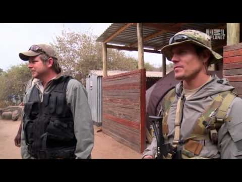 In 'Rhino Wars,' American Tough Guys Tackle Poachers in South Africa