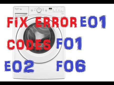Washer Whirlpool Wfw Hexw Mod Wiring Diagram on