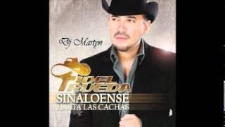 """Mix De Fidel Rueda 2012 Disco""""Sinaloense hasta las cachas"""""""