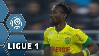 But Ismaël BANGOURA (77') / Stade de Reims - FC Nantes (3-1) -  (SdR - FCN) / 2014-15