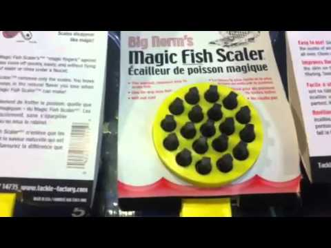 Fish Scaler Magic Fish Scaler By Tackle Factory Best Fish Scaler Made