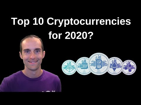 top 10 cryptocurrency list 2021