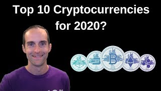 Top 10 Cryptocurrencies for 2020: Safe Like Bitcoin + Users Like Ethereum? [NO BIAS]