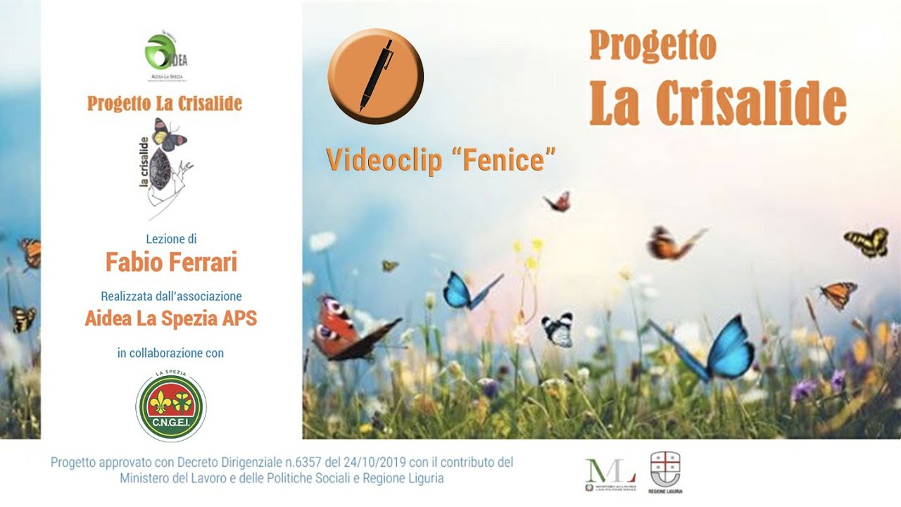 Fenice (Videoclip) - Fabio Ferrari (feat. CNGEI)