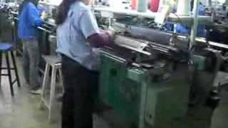 Semi Manual Cashmere Knitting Machines-Inner Mongolia