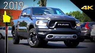 2019 RAM 1500 Rebel - Ultimate In-Depth Look in 4K