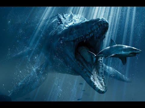 Mosasaurus - Most Dangerous Predator / Documentary (HD)