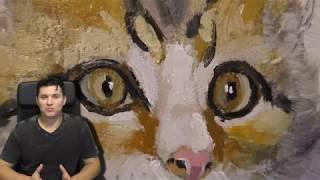 Онлайн обучение живописи. Уроки живописи и рисунка.