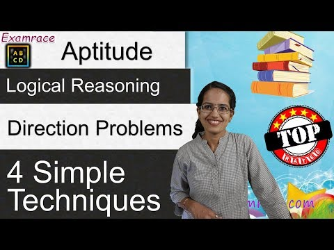 4 Simple Techniques to Solve Direction Problems in Reasoning