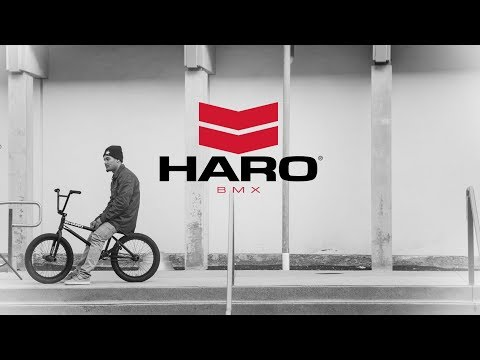 CHAD KERLEY - HARO BMX 2018 - YouTube