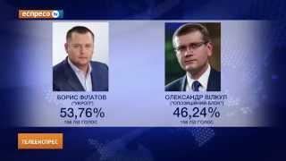 Філатов став мером Дніпропетровська(, 2015-11-17T07:45:21.000Z)