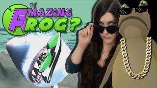 The Amazing Frog - GRENOUILLE = THUG