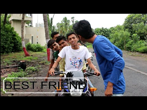 Friend vs bestfriend | happy friendship day special | pagal panti
