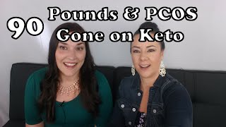 Video Keto Chat Episode 34: Carolina Sheds 90 Pounds and PCOS download MP3, 3GP, MP4, WEBM, AVI, FLV Juli 2018