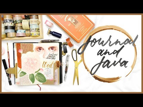 Journal and Java Ep. 1: Q & A | Journal with Me