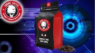 Der Test | Zombie Kaffee der stärkster Kaffee der Welt + Gewinnspiel