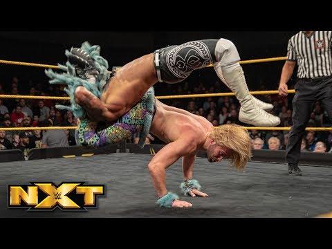 Ricochet vs. Tyler Breeze - NXT North American Championship Match: WWE NXT, Dec. 12, 2018