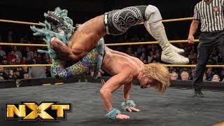 WWE NXT, 12 दिसंबर, 2018: NXT उत्तर अमेरिकी चैम्पियनशिप मैच - बनाम टायलर ब्रीज रिकोषेट