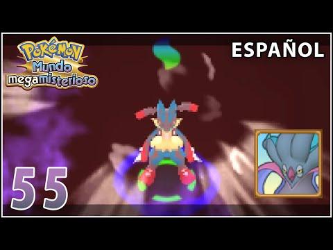 Pokémon Mundo Megamisterioso Capítulo 55 - MEGA LUCARIO SE VUELVE LOCO!!