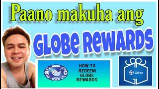How to redeem globe rewards   rewards program   redeem rewards points   globe discount screenshot 3