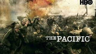 HBO The Pacific - Theme song and pictures [HD]