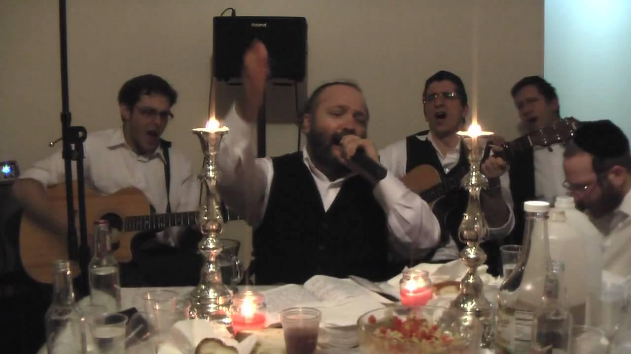 Yehuda Green Melave Malka - Im Eshkachech