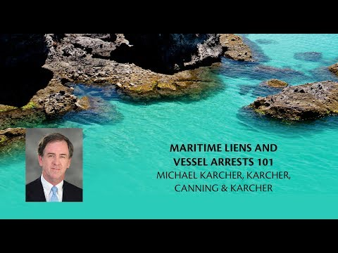 Maritime Lines and Vessel Arrests 101