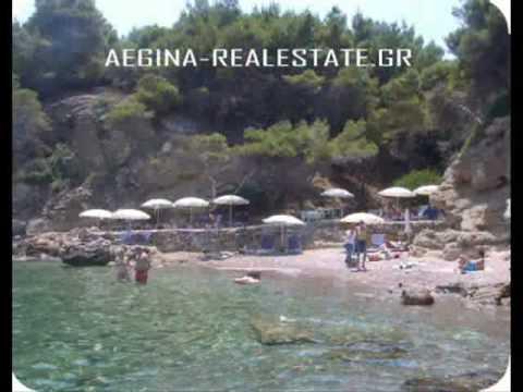 greece - property in agistri island