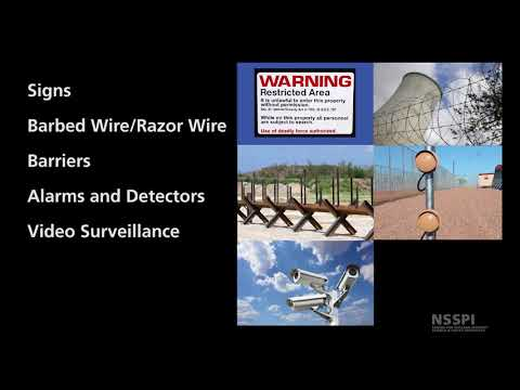 10 - Introduction to Nuclear Safeguards & Security: Physical Protection Systems