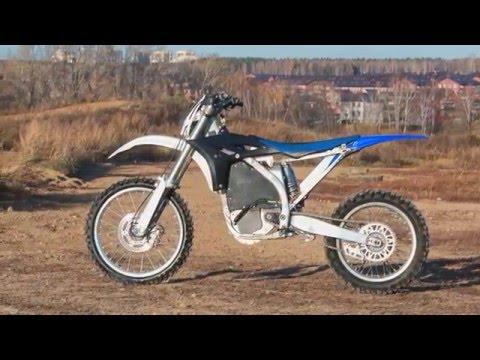 Custom Electric Bike Yamaha YZ 250