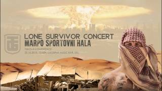 Marpo - křest Lone Survivor / STAGE DESIGN!!!