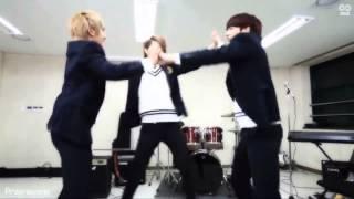 rus sub infinite shut up flower boy band parody sie concert dvd ver
