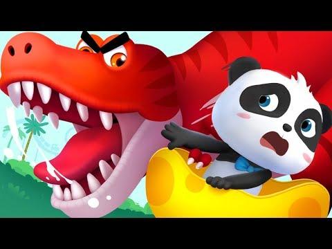 恐龍遊樂園 | 最新好习惯兒歌童謠 | 恐龍卡通動畫 | 寶寶巴士 | 奇奇 | BabyBus