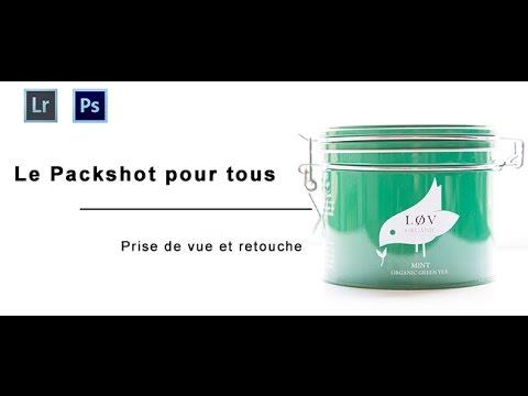 Trailer Tuto : Le Packshot Pour Tous
