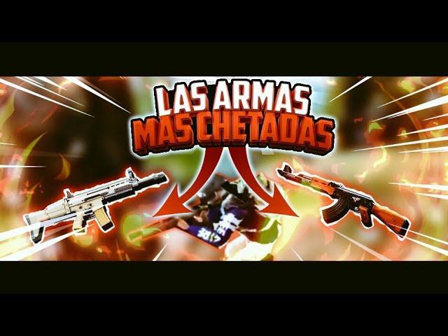 FREE FIRE SCAR H VS AK 47 CUAL ES MEJOR